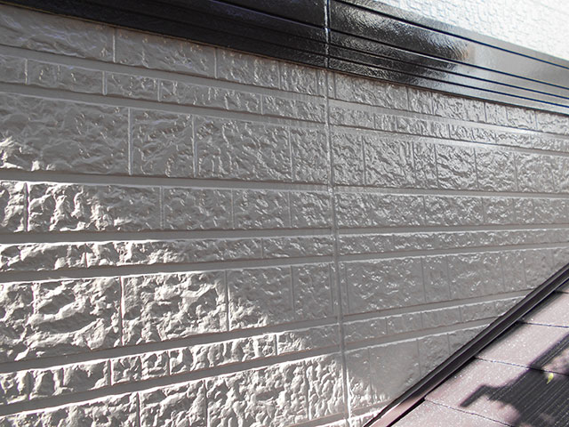 I様 外壁塗装完工写真