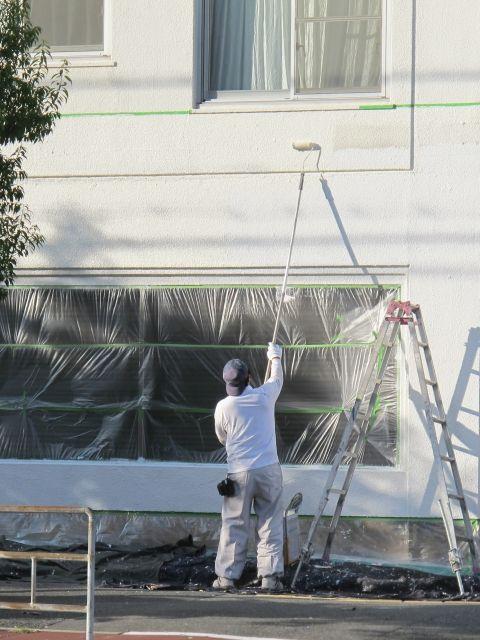 外壁塗装の高圧洗浄の注意点と知っておきたい知識