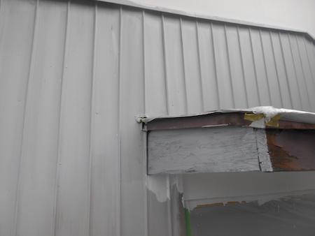 H様邸  外壁塗装施工前
