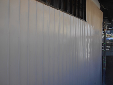 H様邸  外壁塗装施工後
