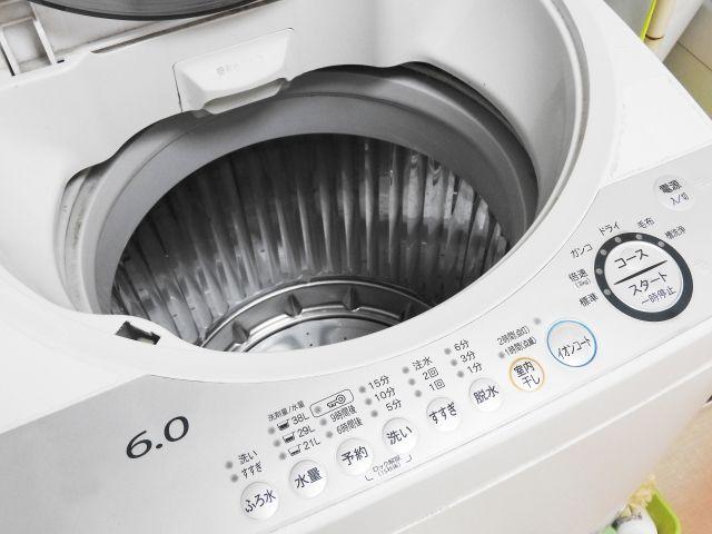 外壁塗装の工事中に洗濯物って干せるの!?