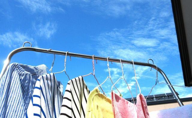 外壁塗装工事期間中の洗濯物の対処方法は!?