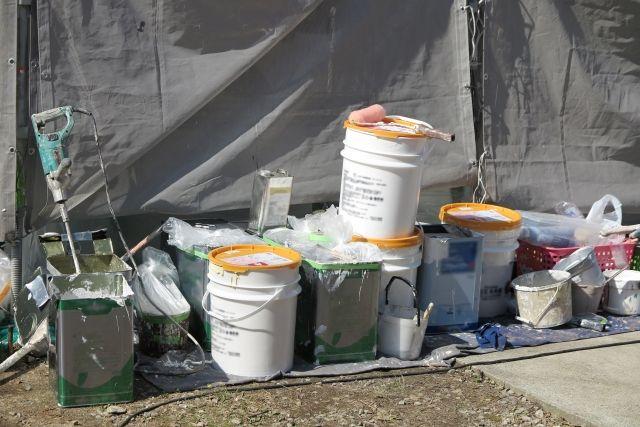 外壁塗装で塗り残しや色ムラが発生する原因とは!?