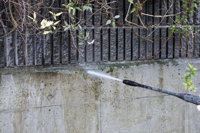 外壁塗装でのバイオ洗浄の効果やメリットとは!?通常の洗浄との違いって?