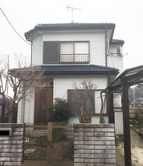 M様邸(埼玉県 宮代町) 外壁塗装施工事例