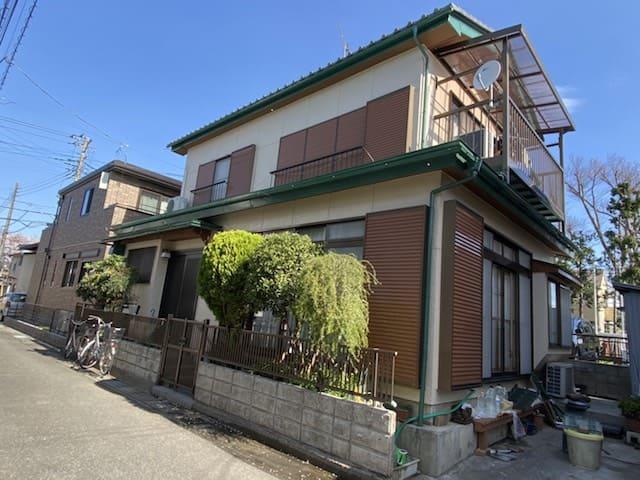 U様邸(埼玉県春日部市)の外壁塗装施工事例